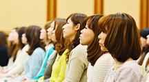 研修制度・キャリアアップ training & career advance